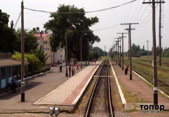 Станция Измаил