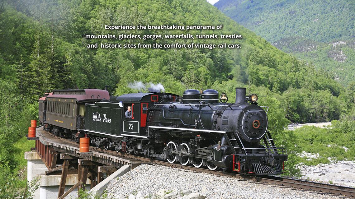 white-pass-steam-train-slide