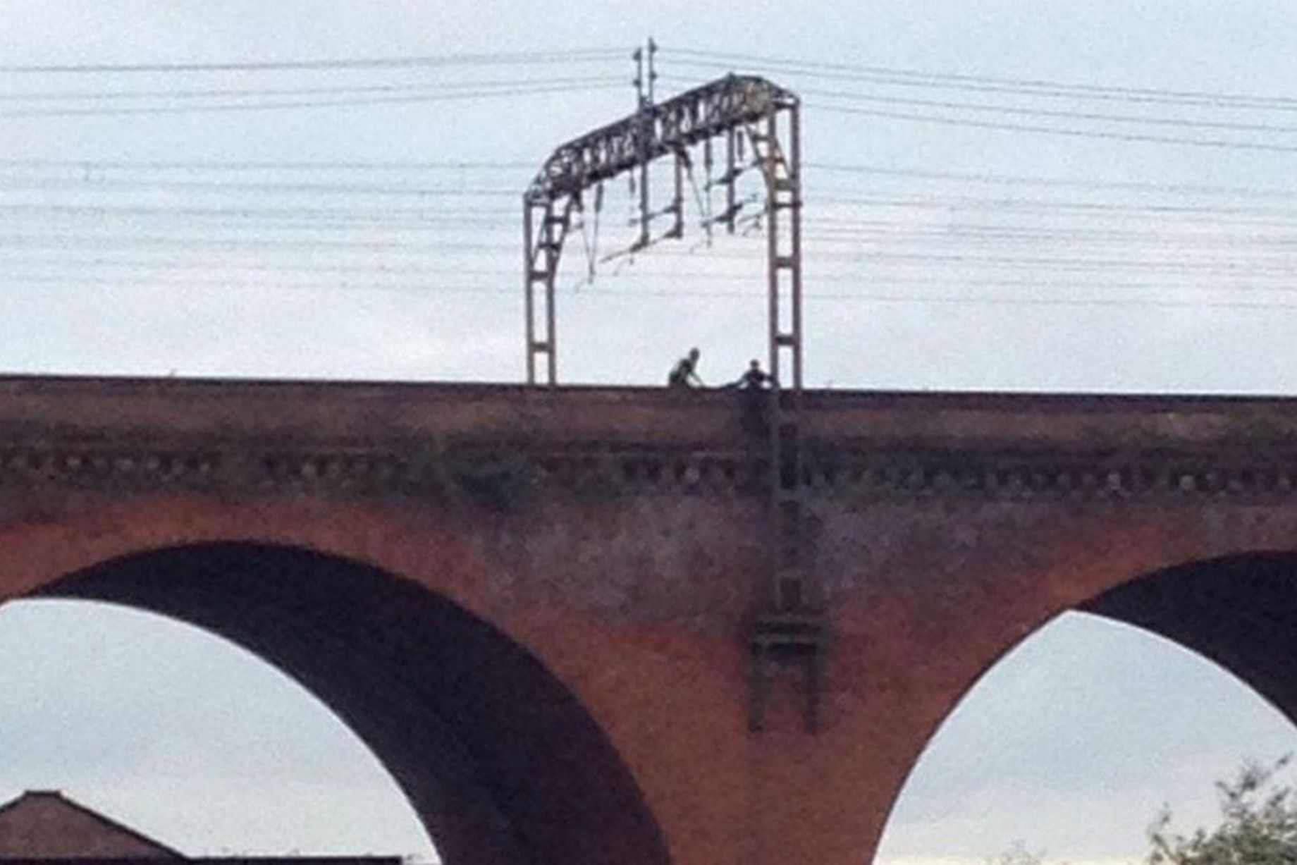 Trains-halted-through-Stockport-after-woman-seen-on-viaduct 1