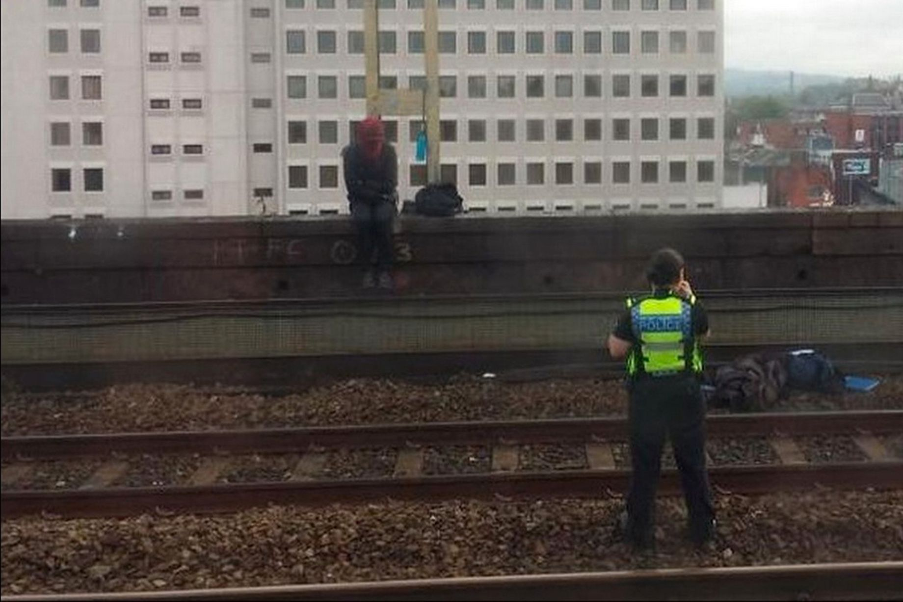 Trains-halted-through-Stockport-after-woman-seen-on-viaduct
