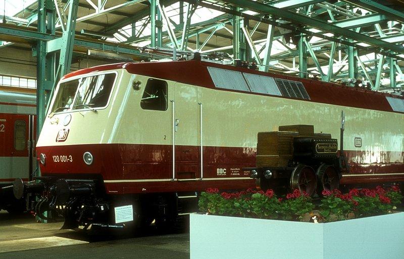 BR 120 001-3 MF