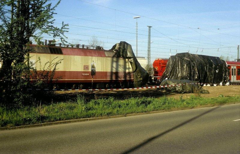 Unfall Suessen S11