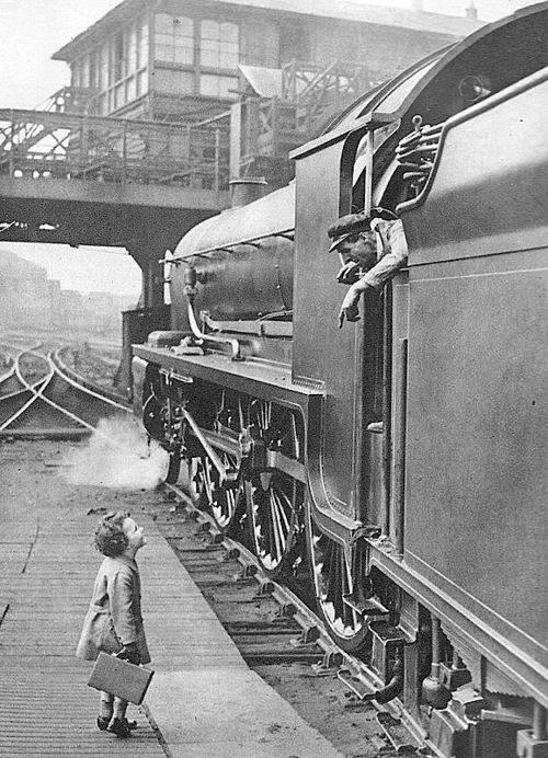 1924  Вокзал Ватерлоо