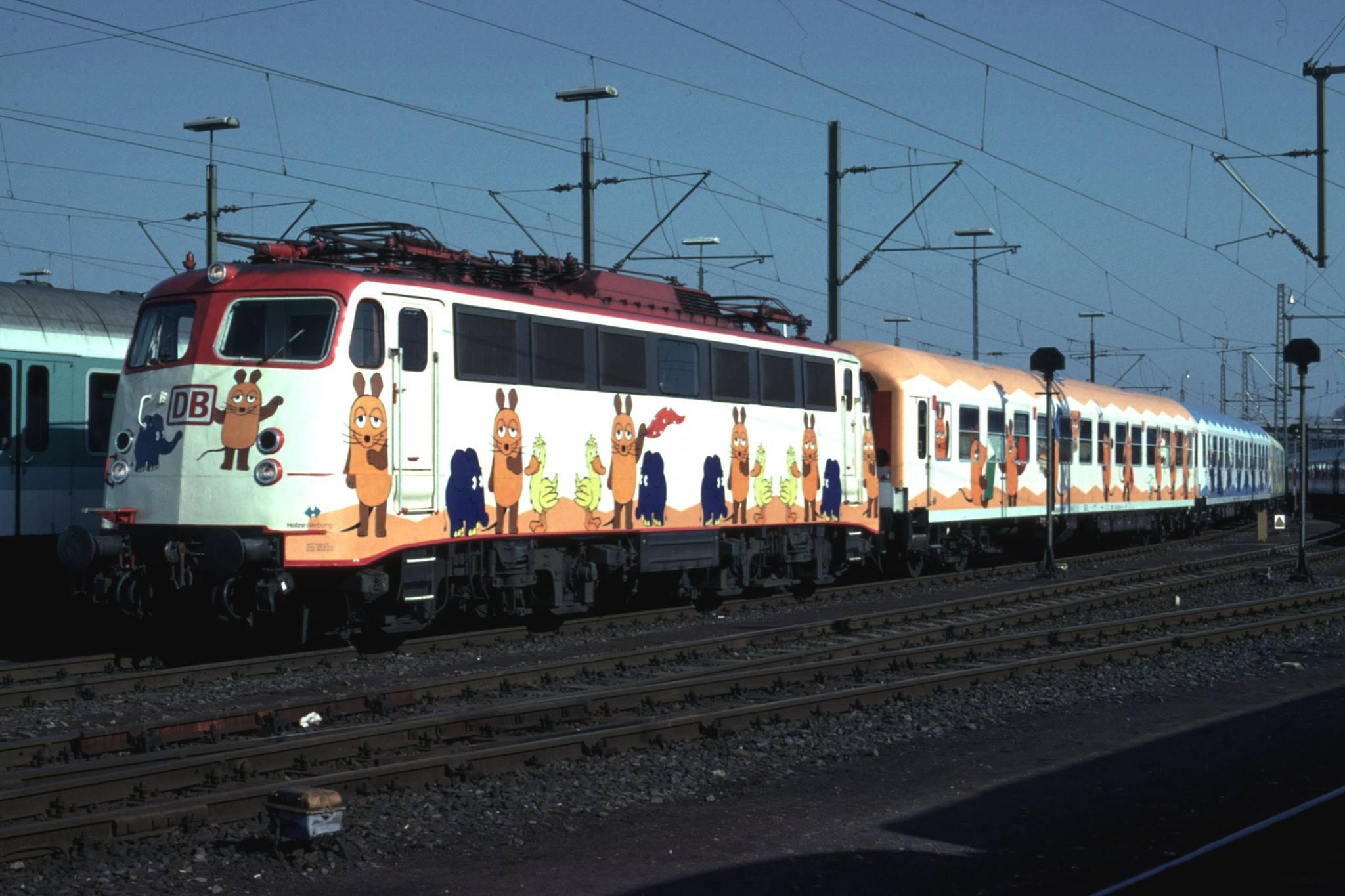 110 487 Mauszug Köln-Deutzerfeld 10.3.96