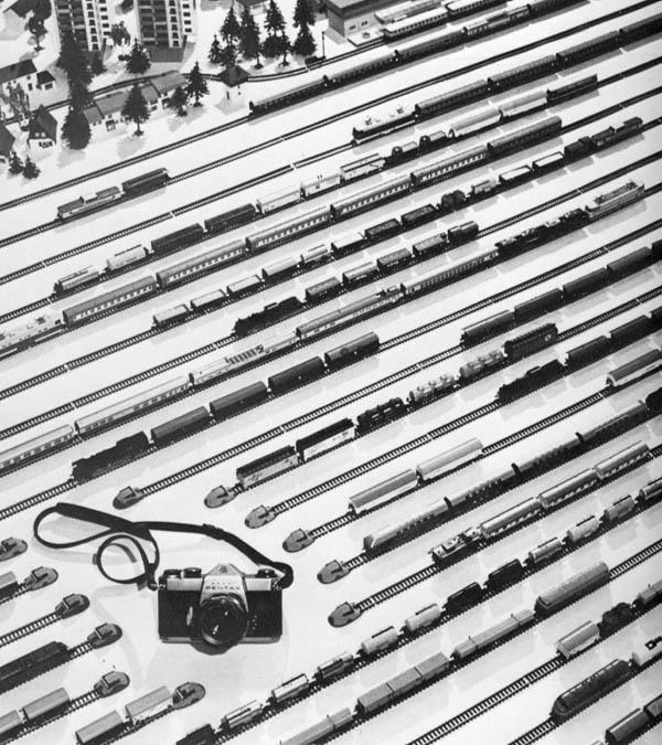 Валерий Генде-Роте  Мои игрушки . 1976