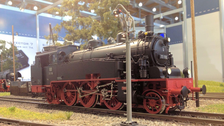 KM 1 Baureihe 75 1118 Spur 1