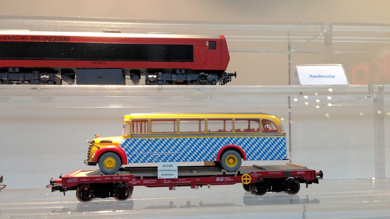 Liliput Transportwagen