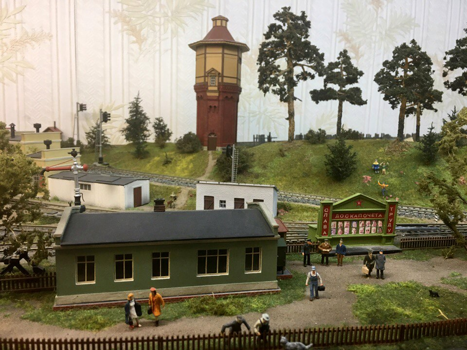 Экскурсия на башню Лунёва