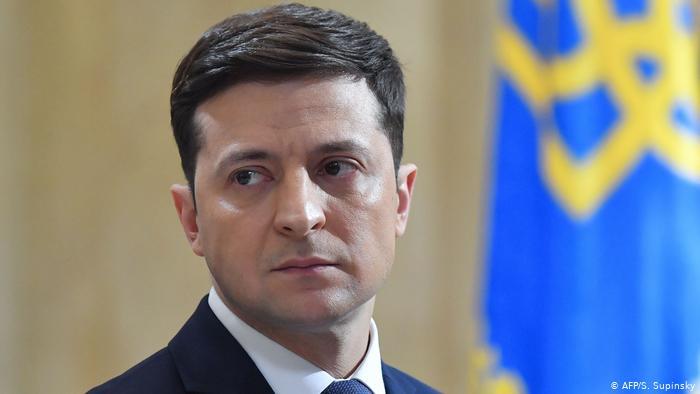Украина. Владимир Зеленский. Взгляд из Москвы.