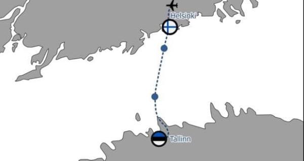 Роют тоннель в Хельсинки и обратно или далеко ли до Таллинна...