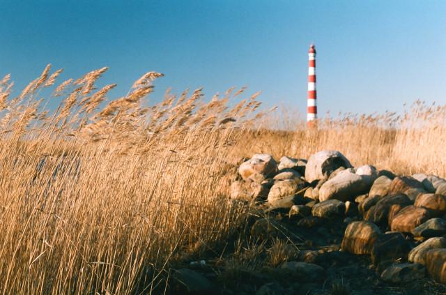 Сторожно маяк Стороженский Ладога Природа России Юрий Мацеевский Ладожское озеро