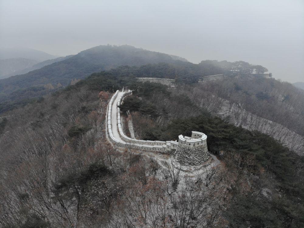 Крепость Намхансансон (남한산성, 南漢山城), г. Кванчжу провинции Кёнгидо, Республика Корея