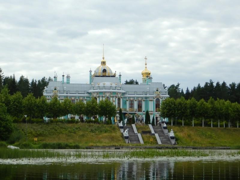 Шик, блеск, красота: пожалуй, самый пафосный частный дворцово-парковый ансамбль на реке Оредеж!