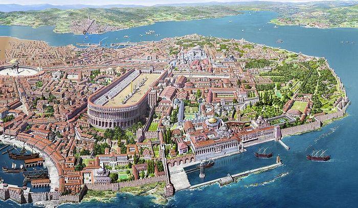 Мифы о Византии
