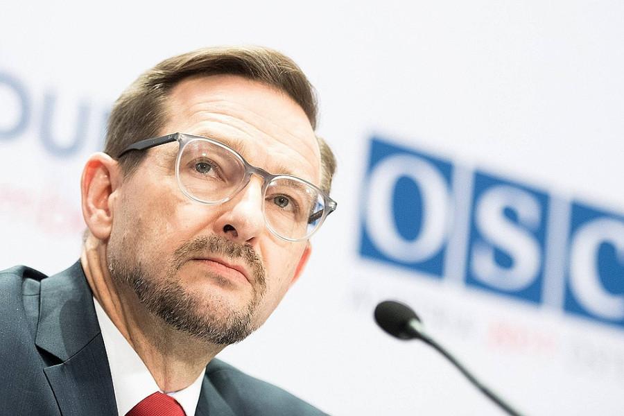 Генсек ОБСЕ – пранкерам: Украине не хватает политической воли, чтобы прекратить войну на Донбассе