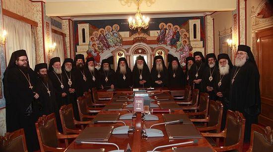 Элладская церковь не будет отпевать тех, кто завещал себя кремировать