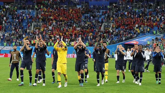 «Нам тут хорошо»: сборная Франции захотела остаться в России после ЧМ