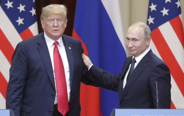 Как мир отреагировал на встречу Путина и Трампа в Хельсинки