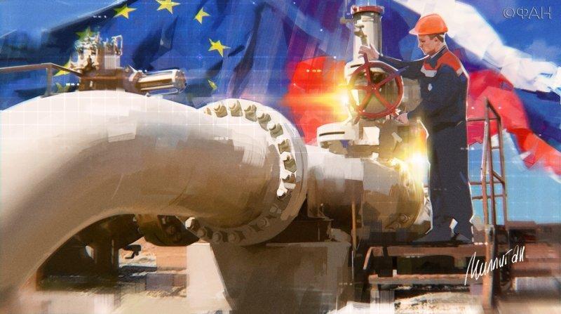 В очередь, Америка: европейский рынок «голубого топлива» выбирает «Газпром»