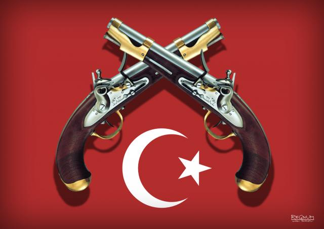 В Анкаре заговорили о «российско-турецкой империи»
