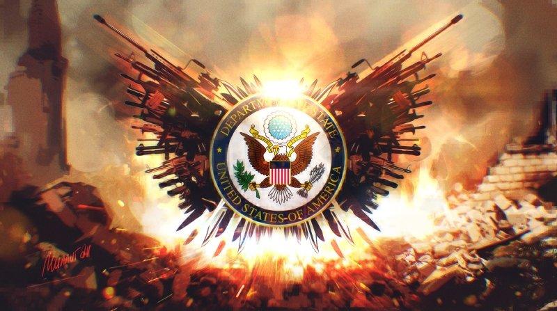 Знак зверя: Роман Носиков о послании США миру под видом санкций против России
