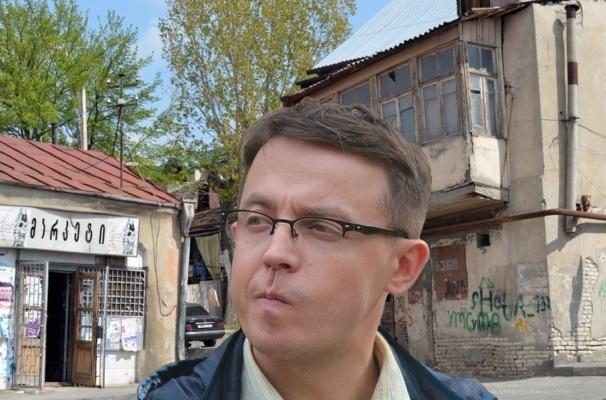 Украинский журналист: Грузия, которую нам ставят в пример, живет в нищете