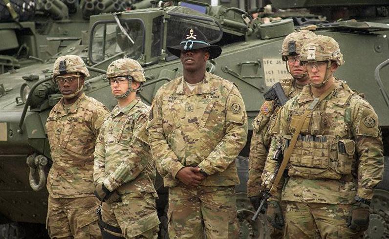В Германии выросло количество требующих вывода американских войск