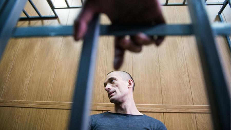Павленский рассказал о пытках во французской тюрьме