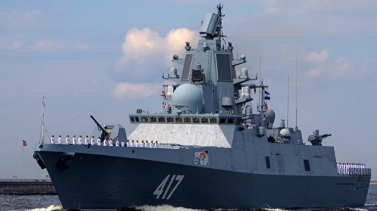 Назван «самый серьезно вооруженный корабль» в мире — и он российский