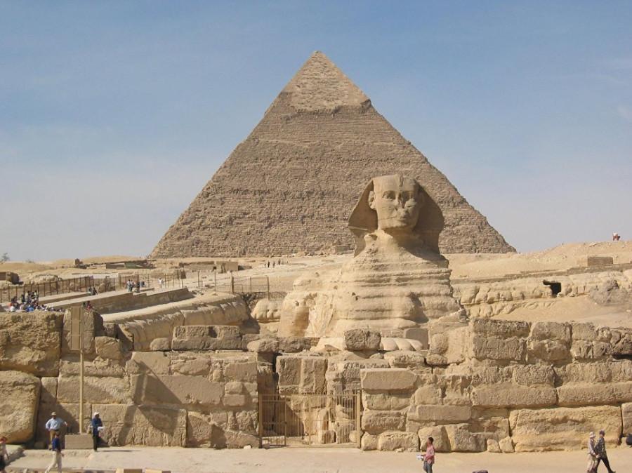 """Пирамида Хеопса оказалась """"концентратором"""" радиоволн, заявляют физики"""