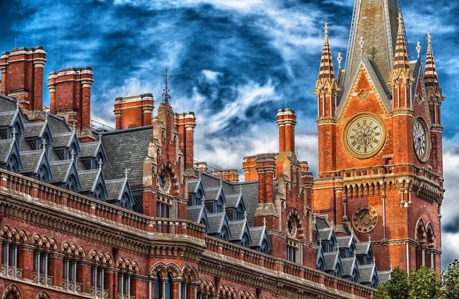Управление глубинным государством находится в Лондоне