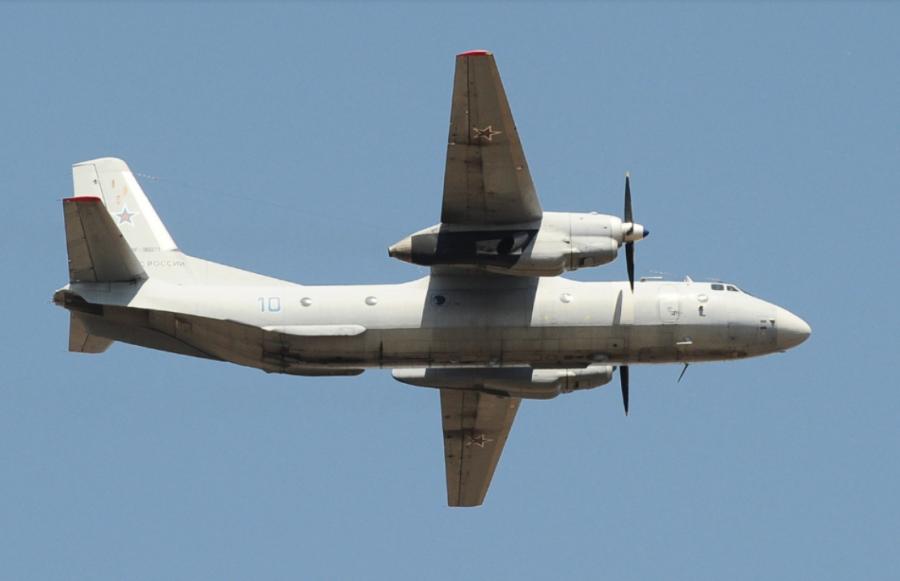 """С-400 всё """"видела"""". Минобороны раскрыло новые данные о крушении Ил-20"""