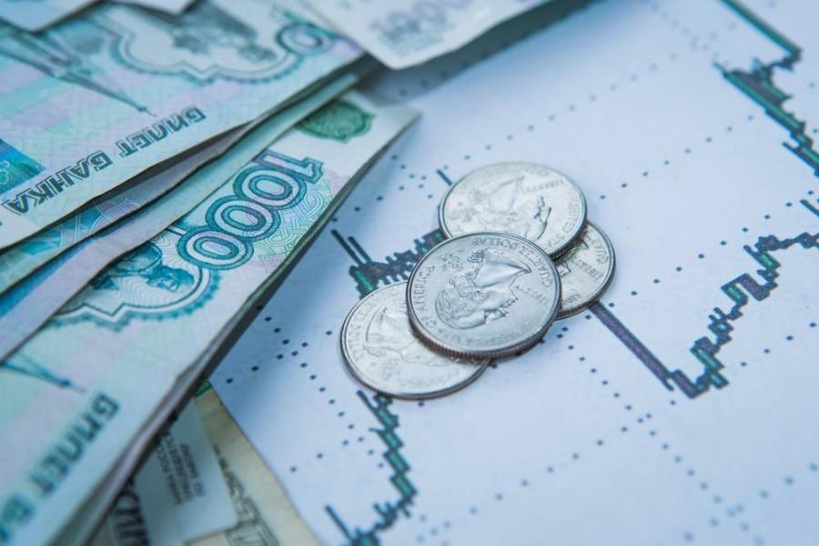 Bloomberg: у России есть возможность защитить рубль