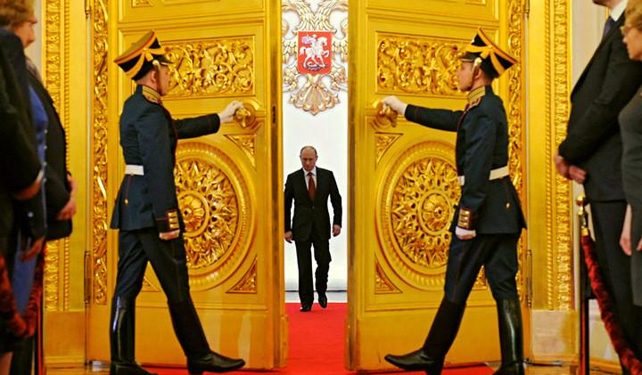 Американский военный ветеран: о России и Путине