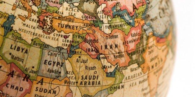 10 карт, которые объясняют Ближний Восток