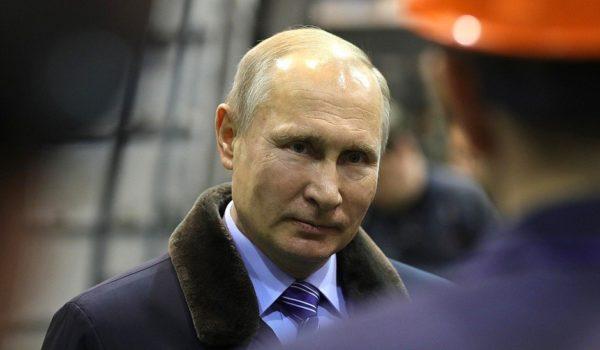 Гениальная комбинация Путина. Опыт работы в ФСБ не прошел напрасно