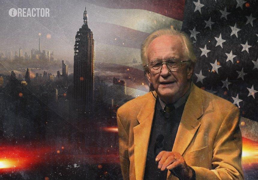 Пророчества сбываются: норвежский социолог Галтунг предрек падение США