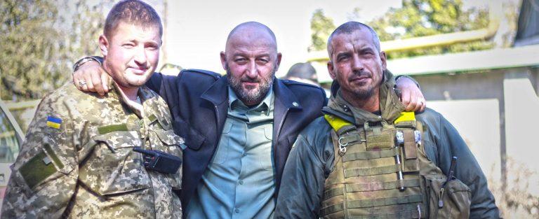 Прозрение волонтера ВСУ: «Если не уступим Донбассу, развалимся на части»