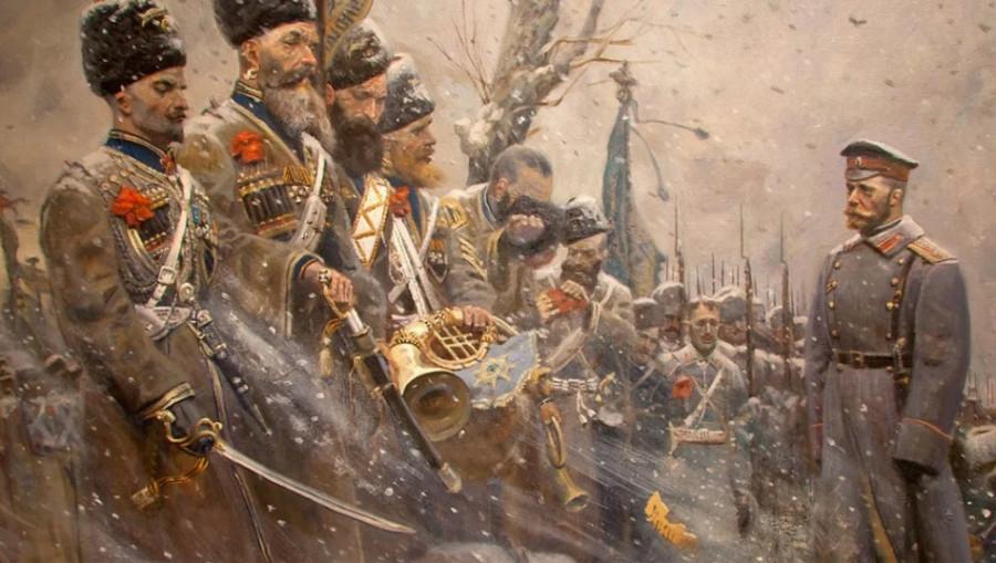 Русские генералы, оставшиеся верными Николаю II после отречения