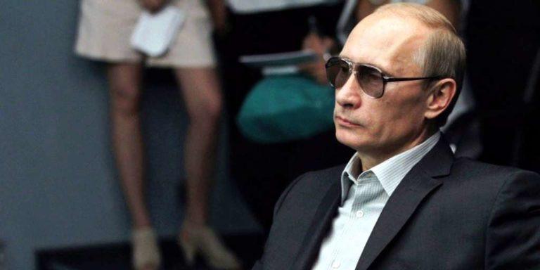 """Путин наносит ответный удар """"Еще пять стран Запада преклонили перед Россией колени»"""