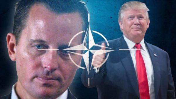 Колонизаторские замашки посла США в ФРГ выдают истинные намерения Вашингтона в Европе