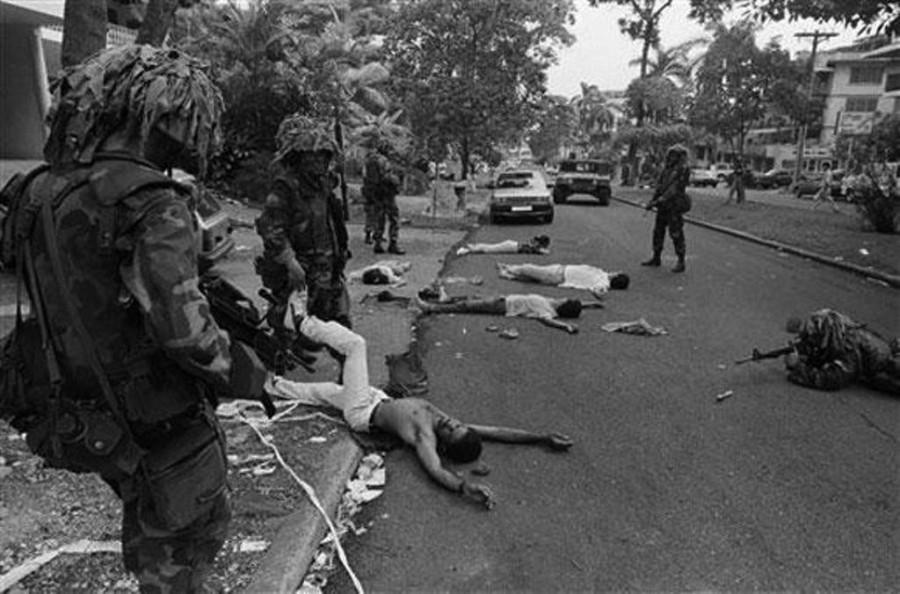 Панама-1989: забытая правда о вторжении США