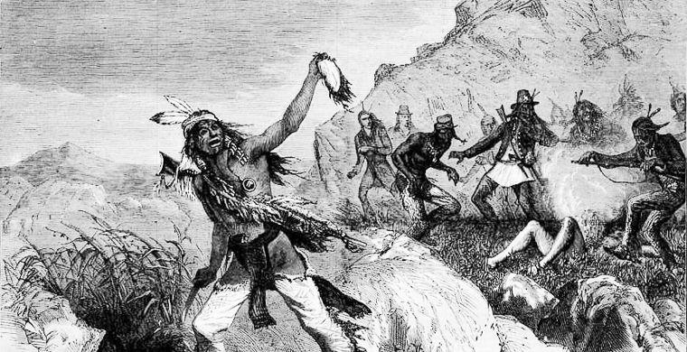 Зачем индейцы снимали скальпы?
