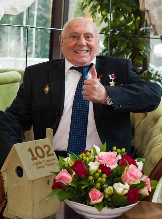 Человек, который спас Краков, отметил 102-й день рождения
