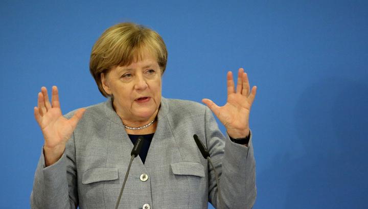 SZ: Меркель будто подменили Путиным