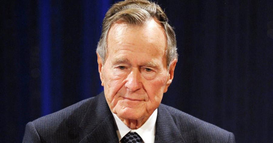 Джордж Буш-старший: «Если бы не распад СССР, то США ждал бы крах»