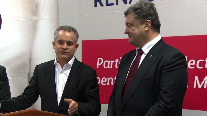 Молдавский экспорт: от криминального авторитета в президенты страны