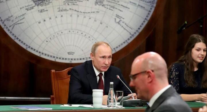 Трактуя Путина в прочтении Сунь-Цзы: статья шестая