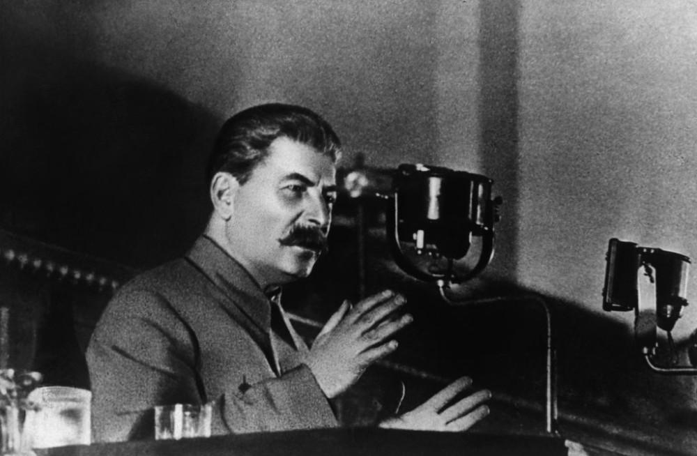 Сталин как создатель новой реальности