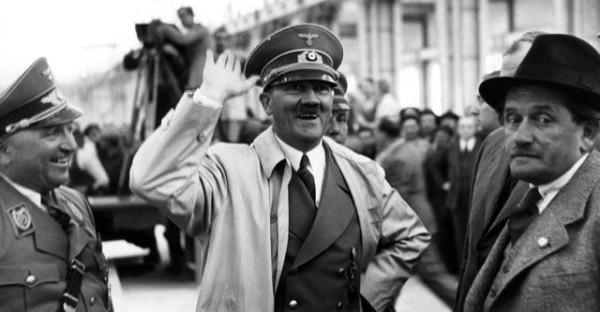 Александр Роджерс: Лента Гитлера и дыра Овертона